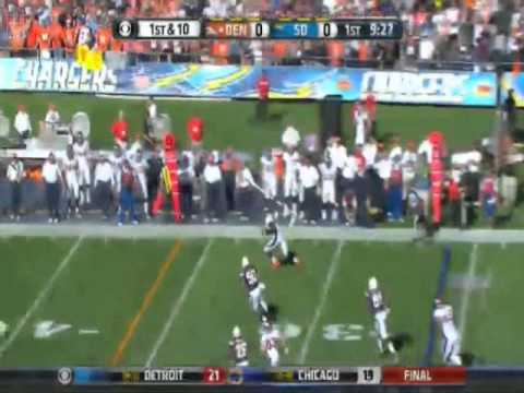 Denver Broncos 'Four Horsemen' Highlights