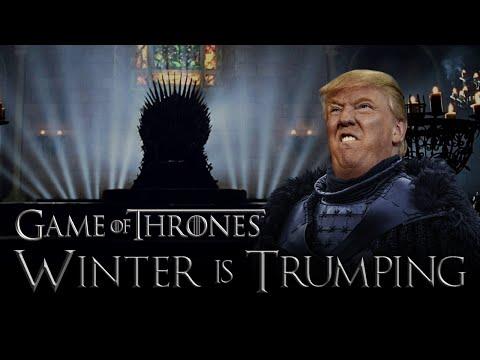 Winter is Trumping. Amazingly edited GoT parody