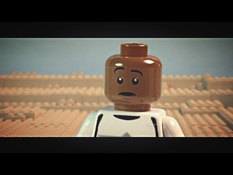 Official LEGO Star Wars: Episode VII - The Force Awakens Teaser Trailer