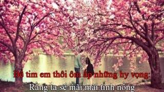 [KARAOKE] Khổ Vì Một Chữ Ghen - Lâm Hùng ft La Chiêu Ân (Beat Tách)