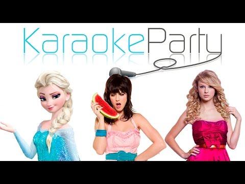 Karaoke Party - Macarena - Let It Go - Dark Horse - Pintinho Piu ! video