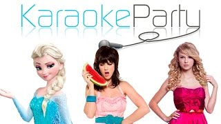 KARAOKE PARTY - MACARENA - LET IT GO - DARK HORSE - PINTINHO PIU !