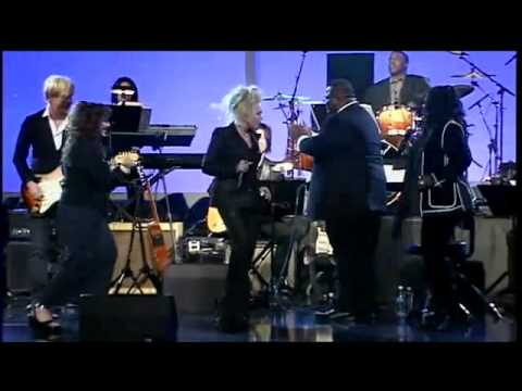 Buddy Guy and Mavis Staples Perform At The Grammy Awards (Pretelecast)