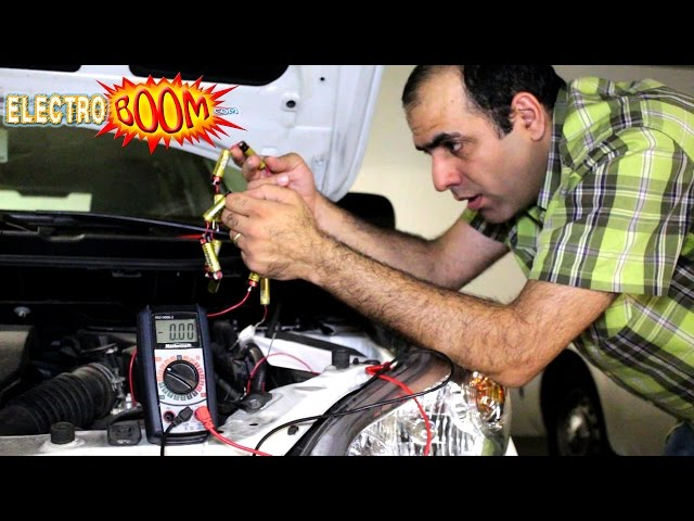 Using Aa Batteries To Jump A Car