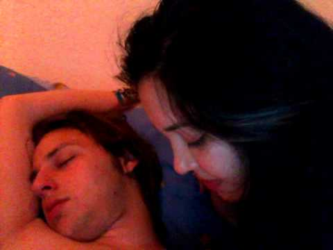 This Is Real Love! He Kiss Me While He Is Sleeping. video