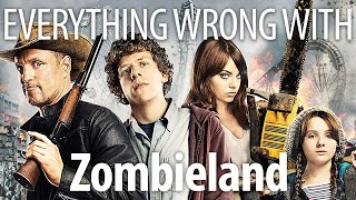 Everything Wrong With Zombieland In Nut Up Or Shut Up Minutes