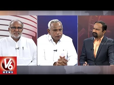 Special Debate On Petrol And Diesel Prices Hike | Good Morning Telangana | V6 News
