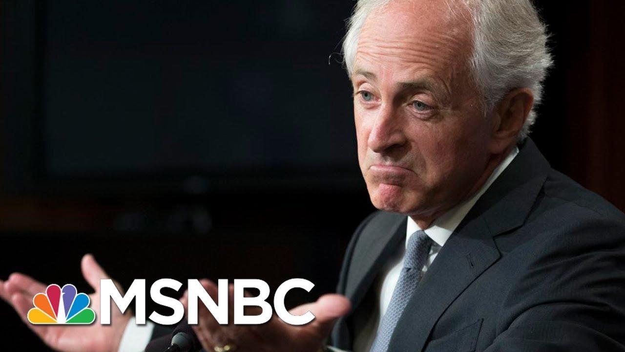 Key Republican Senators Express Concerns About Tax Bill | MSNBC