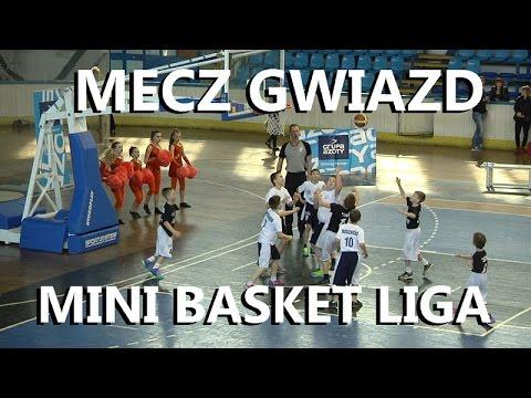 Mecz Gwiazd Mini Basket Ligi - Sport - Imav.tv