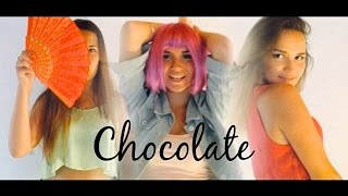 SEREBRO - CHOCOlATE (Cover video)