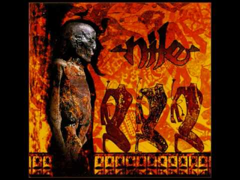 Nile - Opening Of The Mouth