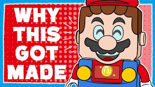 Why Mario Lego Took So Long to Make