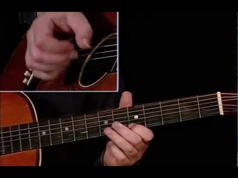 (Pt. 3) Guitar of Lonnie Johnson taught by Ari Eisinger