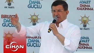 Başbakan Davutoğlu'ndan HDP'ye Saldırı Açıklaması