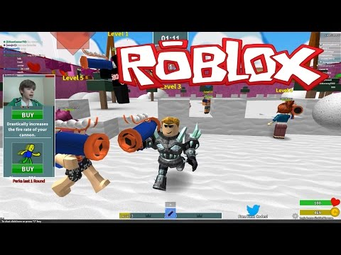 Let's play ROBLOX! Ripull Minigames