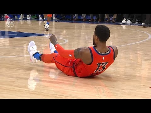 Download Lagu  Paul George SHOCKS 76ers With a GAME-WINNER! Thunder vs Sixers | January 19, 2019 Mp3 Free
