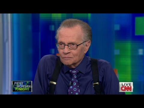 CNN Official Interview: Larry King 'Gadhafi worst interview ever'