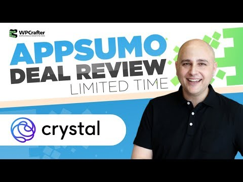 Crystal.ai Review - OH CRAP! You gotta see this one...