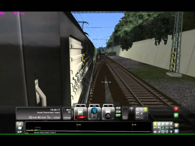 Railworks 3 - CZ Praha - Brno - Olomouc