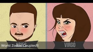 Worst Zodiac Couples Should Never Date