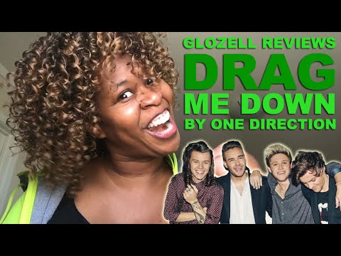 GloZell Reviews Drag Me Down