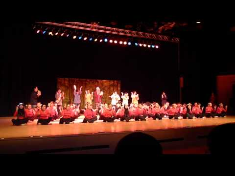 Warwick Malaysia Night 2012 - Dikir Barat video