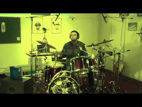 Ye Kaali Kaali Aankhen- Metal Drum Cover - Raghav