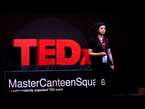 Conquering The World At 13 : Padmini Rout at TEDxMasterCanteenSquare