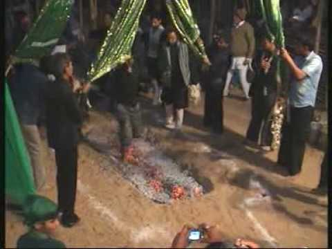 Matam In Karbala Nowgawan Sadat video