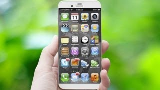 Liquid Metal 4 Inch iPhone 5 Coming October 2012?