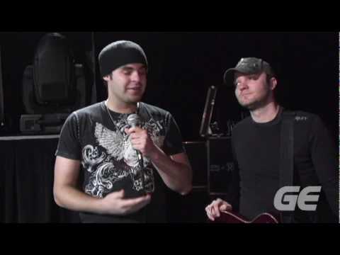 Backstage with... Skillet (GuitarEdge.com)