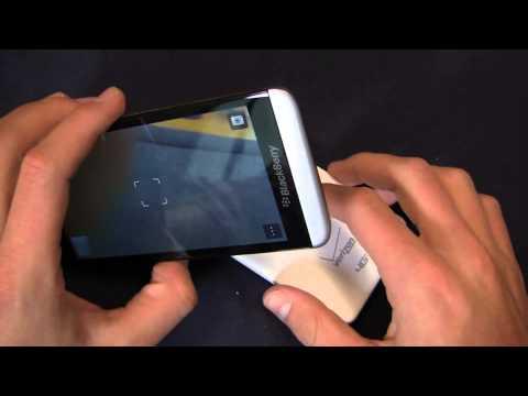 BlackBerry Z30 Support - How To Demo BlackBerry Z30