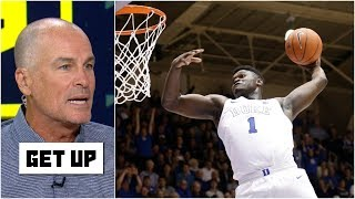 Jay Bilas: I've never seen anybody like Zion Williamson on a basketball court | Get Up