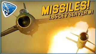 War Thunder: Missiles! | 1.85 Dev server #1