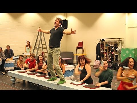 The Cast of Elf at Paper Mill Playhouse Will Put You in the Christmas Spirit