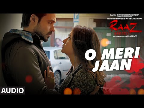 Kk - O Meri Jaan - Raaz Reboot