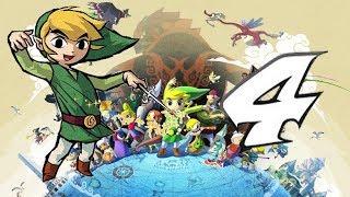 The Legend of Zelda: The Wind Waker - LA CUEVA DEL DRAGON, LA GARRA Y EL ORBE DE DIN