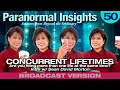 Concurrent Lifetimes, Intrv w/ Sean David Morton, Paranormal Insights 50