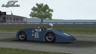 Bugatti Type 32 test