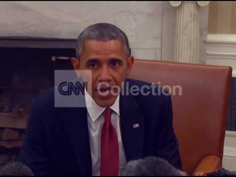 DC:OBAMA MEETING IRAQ PM NURI AL MALIKI