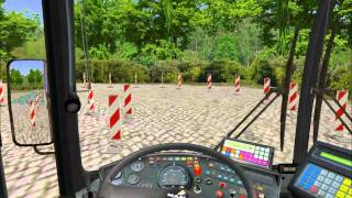 OMSI - Map Driving Test [HD]