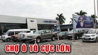 Chợ ô tô cực lớn ở Hà Nội   Hanoi City Tour