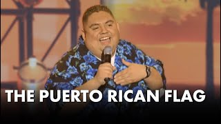 The Puerto Rican Flag | Gabriel Iglesias