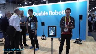 Double Robotics at CES 2015