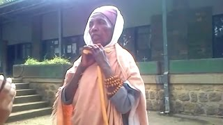 Ethiopia - Monk who claims to come back from Dead speaks