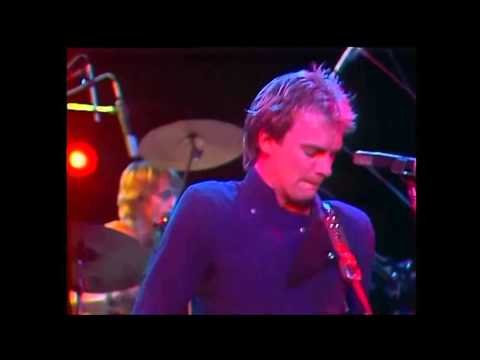 the POLICE LIVE in PARIS  1979  HD
