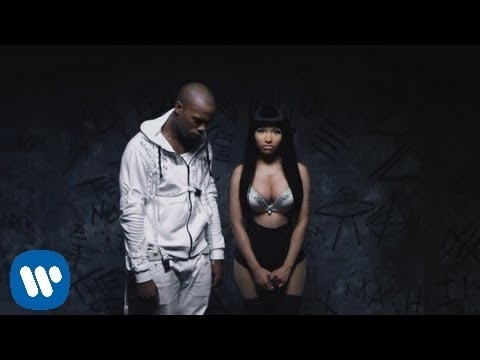 B.o.B. feat Nicki Minaj - Out of my mind