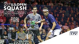 Squash: Free Game Friday - Matthew v Elias - Oracle NetSuite Open 2017