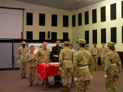 Marine Corps Birthday Celebration 10 November 2012
