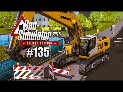 Bau-Simulator 2015 Multiplayer #135 - Präzisionsarbeit! CONSTRUCTION SIMULATOR Deluxe